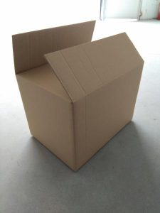 Caja Marroon
